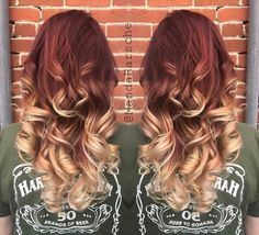Soft Copper Ombre Hair Soft copper ombre hair will show your delicate side. It's bold enough to stand out from the crowd yet soft to show off your character and fun side. Dark Copper Balayage Hair If you are looking for a subtle balayage highlights Copper Balayage, Grey Balayage, Balayage Highlights, Balayage Hair, Copper Ombre, Subtle Balayage, Fall Balayage, Blonde Ombre Hair, Ombre Hair Color
