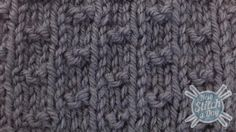 How to Knit the Double Alternate Andalou Stitch Right Side