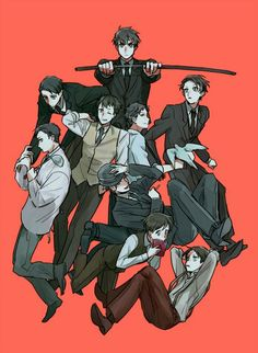 ジョーカー・ゲーム Joker Game Anime, Showa Era, Best Series, Live Action, Anime Manga, Manhwa, Animation, Games, Illustration