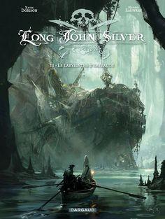 Preview Long John Silver 3. Le Labyrinthe d'Emeraude