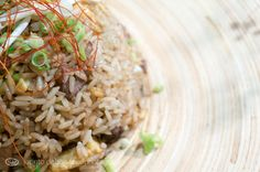 Arroz chaufa Grains, Rice, Food, Recipes With Rice, Meal, Essen, Hoods, Meals, Eten