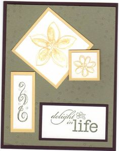 Index Delight in Life by galleryindex - Cards and Paper Crafts at Splitcoaststampers