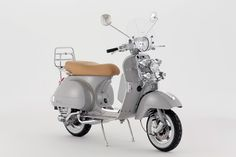 Accessories label BUNNEY has teamed up with Vespa to create a contemporary version of the PX 150 scooter.