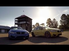 Get ready for your jaw to drop.   Download the GoPro app to get an outside BMW experience. #FactFriday  #M4 #M3
