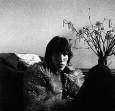 "lucy-pepper:  "" Roger Waters at Nick Mason's home, 1968  """
