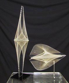 Organic Sculpture, Modern Sculpture, Abstract Sculpture, Sculpture Art, Wall Sculptures, Organic Art, Spirited Art, Math Art, Art Plastique