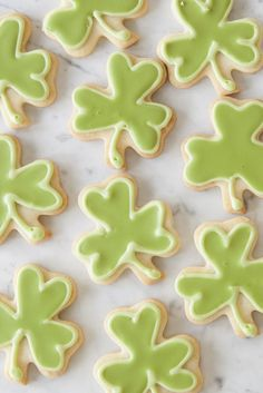 Epicure's Sugar Cookies for St.Patrick's Day