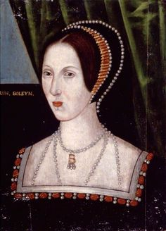 Anne Boleyn's portraits were mostly destroyed after her death