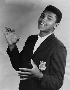Cassius Clay, c. 1960
