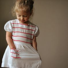 another vintage baby dress. so beautiful!