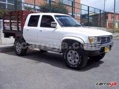 Foto Toyota Hilux 1998