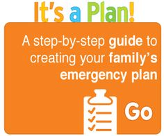 Emergency Guide from Sesame Street to help your family prepare for emergencies