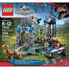 Split From Set 75938 jw052 Lego Claire Dearing New Jurrasic World