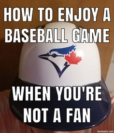 How to Enjoy a Baseball Game when You Aren't a Fan Blue Jays Game, Ontario Travel, Toronto Blue Jays, Baseball Games, Philadelphia Phillies, Sewing For Beginners, Kid Friendly Meals, Sewing For Kids, Healthy Living