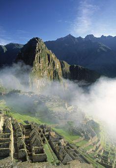 'Machu Picchu, Peru (Peter Adams)' by Jon Arnold Images.