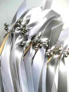 Wedding+Ceremony+Ribbon+Wands++Instead+of+by+KnotJustWeddings,+$1.25
