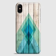 Aztec Patterns Love The Colors iPhone X Case | casescraft