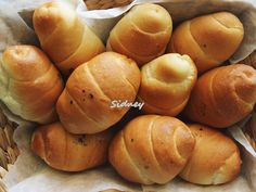 塩奶油捲-塩パン - 愛料理