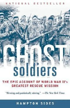 Chronicles the raid by 121 U.S. troops to rescue 513 prisoners of war, including the last survivors of the Bataan Death March, from the Philippines in January 1945.  945.54 SID