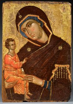 Mother of God Dexiokratousa - Morsink Icon Gallery St Catherine, Art Museum, Byzantine Art, Greek Icons, Culture Art, Painting, Christ Child, Art, Mirror Image