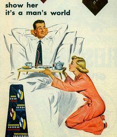 Mulheres, Publicidade