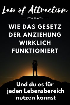 Law of Attraction – Das Gesetz der Anziehung - quotes Gonna Make You Sweat, Going To The Gym, Attraction Quotes, Law Of Attraction, Be True To Yourself, Love Yourself First, Really Love You, Really Cool Stuff, Intuition