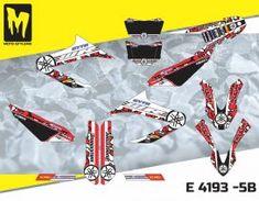 E 3476 - Yamaha R & X graphics decals kit - Moto-StyleMX Yamaha Wr, Decals, Graphics, Kit, Tags, Graphic Design, Sticker, Decal, Printmaking