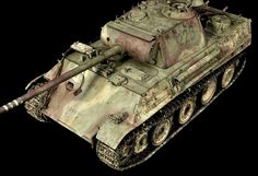 Model Tanks, Ww2 Tanks, Panzer, Plastic Models, World War Ii, Scale Models, Military Vehicles, Cool Cars, German