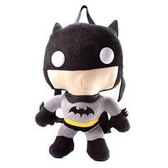 Funko Batman Plush Mini Backpack @ niftywarehouse.com #NiftyWarehouse #Batman #DC #Comics #ComicBooks