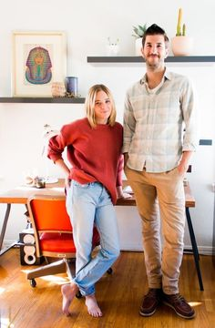 Molly & Daniel: The Freelance Life in LA — Life Stories