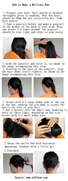 Military Regulation Haircuts