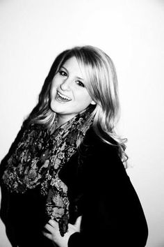 "Meghan Trainor .. love this girl!! Her song ""All About That Bass"" omg listen to it - you will laugh and smile and laugh again and then add it to your Personal Favorites"
