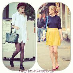 Moda: Street style Taylor Swift #streetstyle #taylorswift #fashion