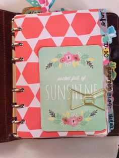 MsWenduhh Planning & Printing: My Mulberry Planner Setup