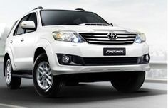 2014 Toyota Fortuner – Price and Features