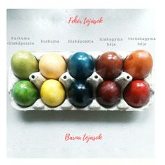 Húsvétkor is környezettudatosan. Easter, Fruit, Diy, Crafts, Food, Spring, Turmeric, Manualidades, Bricolage