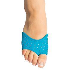 Girls' Danshuz Neoprene Jazz Shoes Turquois XS, Girl's, Turquoise