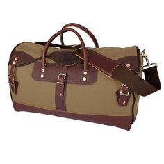 Medium Sportsman's Duffel - Duffels & Bags - Luggage & Bags - Luggage :: Duluth Pack :: Made in the USA :: Quality leather and canvas luggage, backpacks, camping, and outdoor gear,