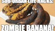 TRIK do života! Ukážeme vám, jak jednoduše udělat z takového hnědého banánu opět krásně žlutý | Promuže.net