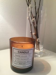 Whats the name in english? White Candles, Glass Containers, Candle Jars, Haha, Sweet Home, English, My Favorite Things, House Beautiful, Ha Ha