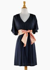 Cute and comfy.  I could see myself in this.  Another gorgeous gameday dress #auburn #wareagle
