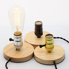 Table Lamp Holder Switch - Dining may be a fun experience by making your table setting different things and eye-pleasing. Barware, Table Settings, Table Lamp, Make It Yourself, Lighting, Ideas, Home Decor, Lamp Table, Table Top Decorations