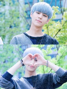 Suwoong © suwoongS2. do not edit. (1/2) << I swear, this guy looks cute one moment, but the moment he parts his hair, it's like BAM insta-sexy