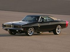 1969 Charger - Look at that stance!