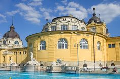 5 beautiful hot springs in Europe you want to visit once in a lifetime Budapest City, Budapest Travel, Budapest Hungary, Images Of Summer, Hungary Travel, Once In A Lifetime, New City, City Break
