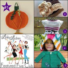 Crochet community link party on pattern-paradise.com
