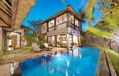 Sabbatical in a beautiful house in Bali.