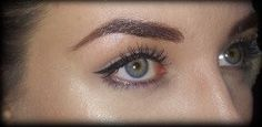 Permanent eyeliner tattoo ! I want !!! Gift certificate to the lady in spirit lake - ask my mom