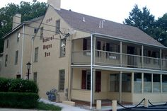 PANICd : Paranormal Information : General Wayne Inn : The General Wayne Inn building was built on land purchased by William Penn. Originally called The Wayside Inn, this building has been continuously used since 1704.: CLICK THE IMAGE TO REVIEW THE CURRENT PARANORMAL CLAIMS: 17