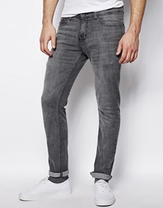 Bild 1 von New Look – Superenge Jeans